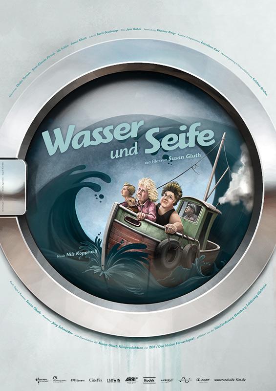 wasserundseife-plakat